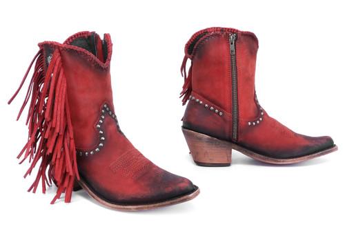 Liberty Black Susannah Vegas Ladrillo Boots LB712980 Picture