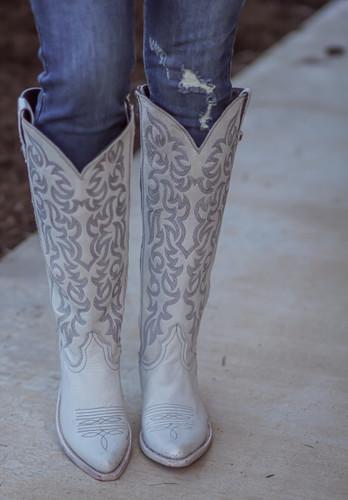 Liberty Black Allie Nite Life Beige Boots LB712988 Photo