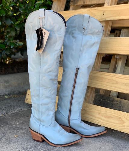 Liberty Black Allyssa Grey Boots LB712989 Picture