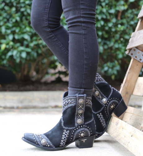 Lane Wind Walker Bootie Black LB0440B Picture