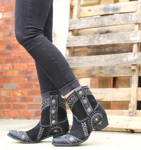 Lane Wind Walker Bootie Black LB0440B Image