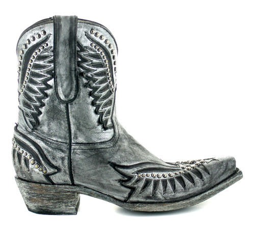 Old Gringo Dawn Pipin Silver Boots BL3294-2 Image