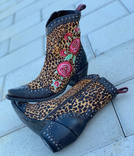 Double D by Old Gringo Del Rio Brown Boots DDBL069-1 Picture