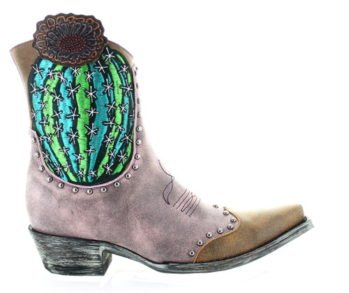 Old Gringo Barrel Cactus Pink Boots BL3366-2 Photo