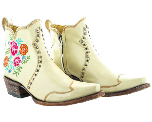 Yippee by Old Gringo Alejandra Bone Boot YBL3375-2 Picture
