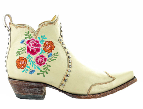 Yippee by Old Gringo Alejandra Bone Boot YBL3375-2 Photo