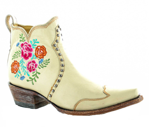 Yippee by Old Gringo Alejandra Bone Boot YBL3375-2 Image