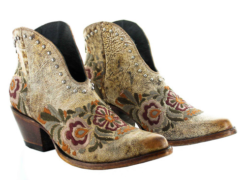 Yippee by Old Gringo Janely Boots Yellow Tawny YBL430-2 Picture