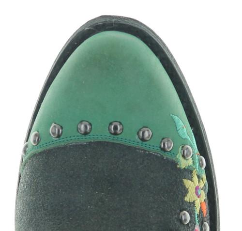 Double D by Old Gringo Dream Weaver Black Boots DDL078-2 Toe