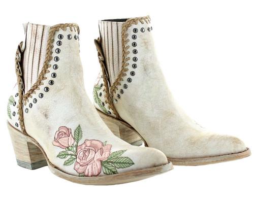 Old Gringo Bouquet Toss Boots Bone BL3407-1 Picture