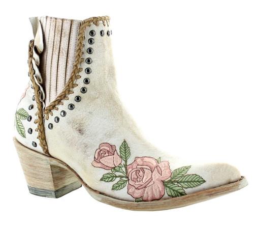 Old Gringo Bouquet Toss Boots Bone BL3407-1 Image