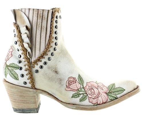 Old Gringo Bouquet Toss Boots Bone BL3407-1 Photo