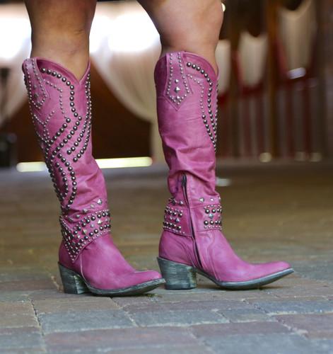 Old Gringo Belinda Pink Boots L903-39 Picture