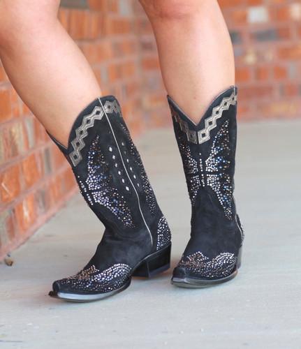Old Gringo Monarca Swarovski Glam Boots L3326-1 Photo