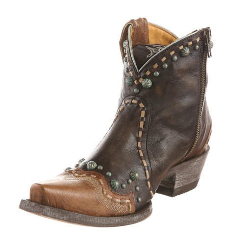 Old Gringo Cherrie Chocolate Oryx Boots BL3315-1 Photo