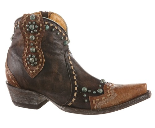 Old Gringo Cherrie Chocolate Oryx Boots BL3315-1 Picture