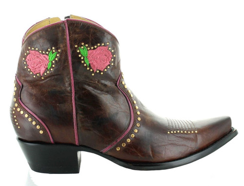Yippee by Old Gringo Lena Brass Boot YBL425-2 Photo
