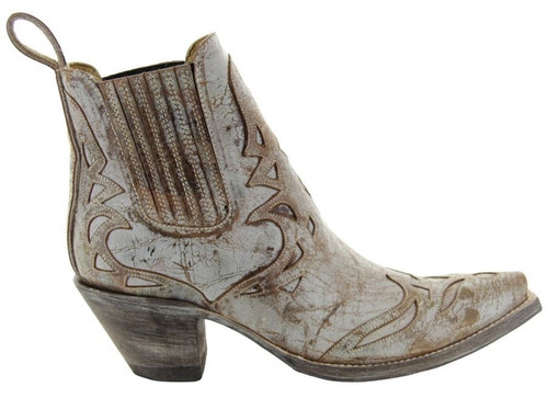Yippee by Old Gringo Shayana Brass Boot YBL426-2 Photo