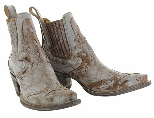 Yippee by Old Gringo Shayana Brass Boot YBL426-2 Picture