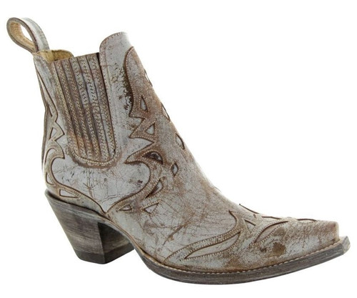 Yippee by Old Gringo Shayana Brass Boot YBL426-2 Image