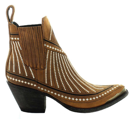 Yippee by Old Gringo Quincy Shedron Boot YBL429-2 Photo