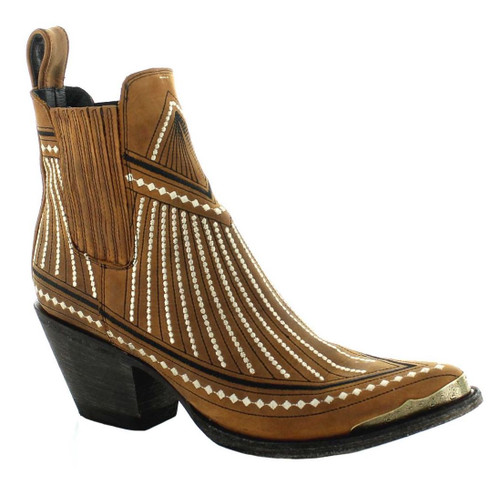 Yippee by Old Gringo Quincy Shedron Boot YBL429-2 Image