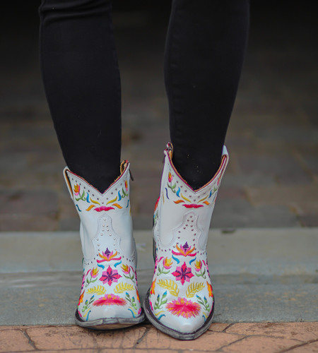 Old Gringo Summer Soul White Boots BL3455-1 Image