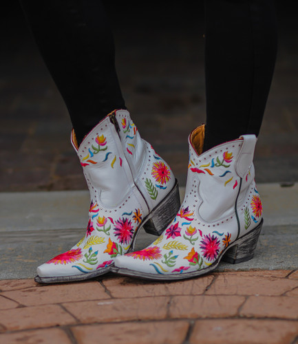 Old Gringo Summer Soul White Boots BL3455-1 Picture