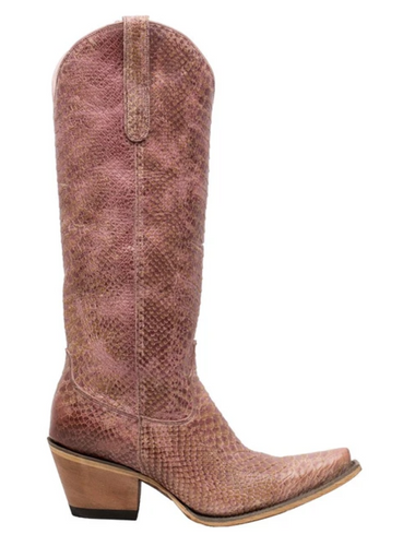 Junk Gypsy by Lane Desert Highway Poisonous Pink Boots JG0064A Image