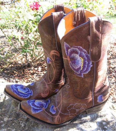 Old Gringo Marsha Violet Boots L427-9 Main