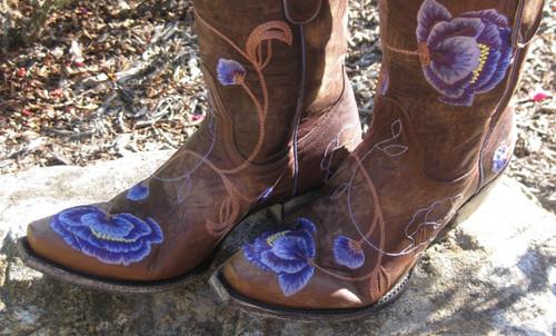 Old Gringo Marsha Violet Toe Picture