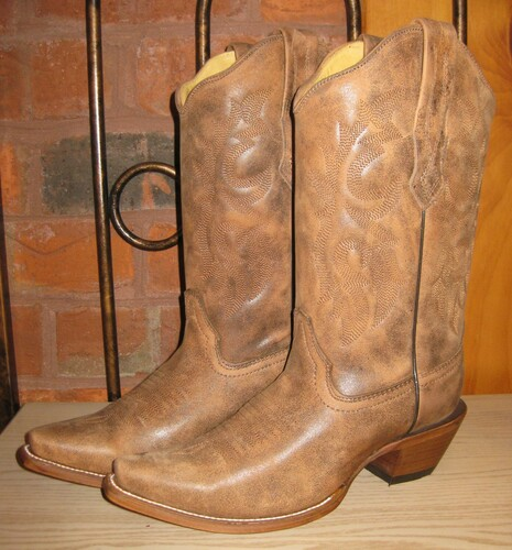 Corral Boots Distressed Naham Main Picture