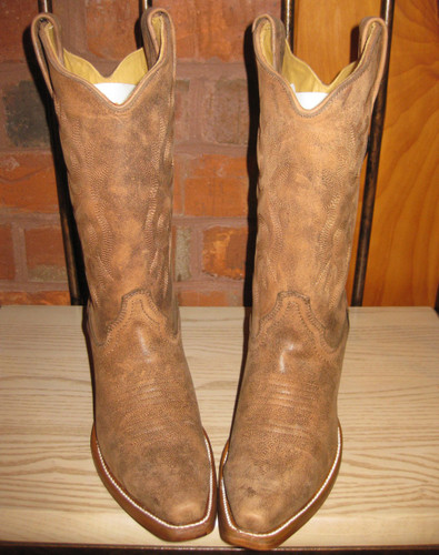 Corral Naham Boots Toe Picture
