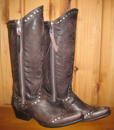 Old Gringo RockRazz Boots L598-3 Side