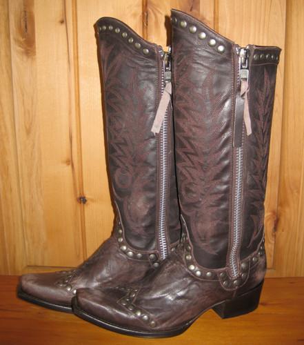 Old Gringo RockRazz Boots L598-3 Picture
