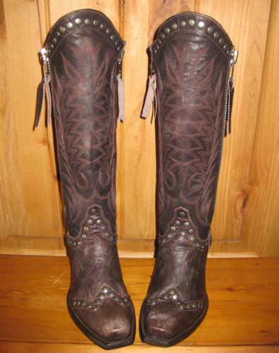 Old Gringo RockRazz Boots L598-3 Front