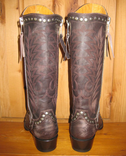 Old Gringo RockRazz Boots L598-3 Back Picture