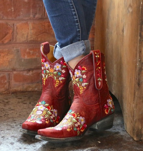Old Gringo Sora Red Boots L841-9