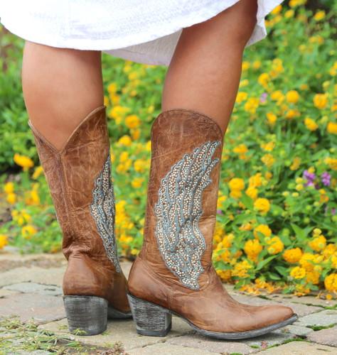 Old Gringo Guardian Boot L747-3 Heel