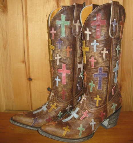 Old Gringo Oh My God Boots L819-6 Image