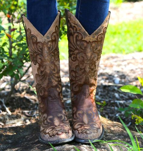 Old Gringo Linda Boots L1025-4