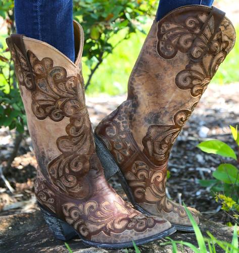 Old Gringo Linda Boots L1025-4 Image