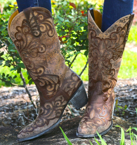Old Gringo Linda Boots L1025-4 Picture