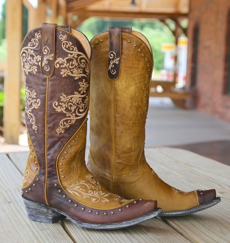 Old Gringo Boots Arta Buttercup L1033-3 Image