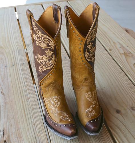 Old Gringo Boots Arta Buttercup L1033-3 Toe