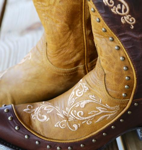 Old Gringo Boots Arta Buttercup L1033-3 Studs