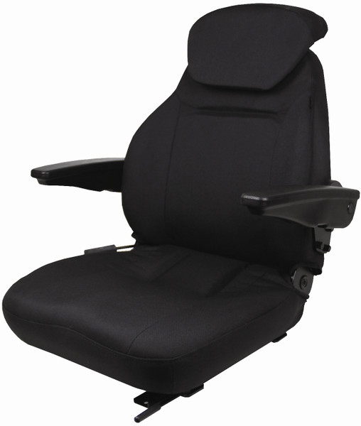 Premium High Back Tractor/Mower Seat with Cordura Fabric