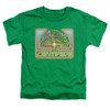 Image for Atari Toddler T-Shirt - Centipede Green