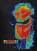 Image Closeup for Predator Girls V Neck T-Shirt - Thermal Vision