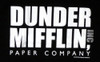 Image Closeup for The Office Dunder Mifflin Logo T-Shirt